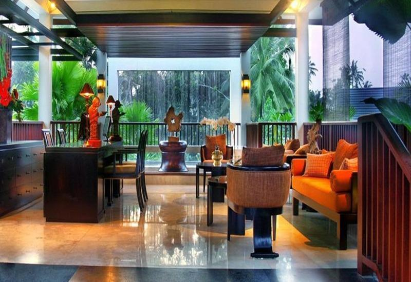 Royal Kamuela Villas & Suites at Monkey Forest Ubud - Ruang tamu