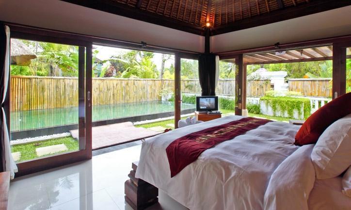 Villa Nirvana Bali - Kamar Tamu