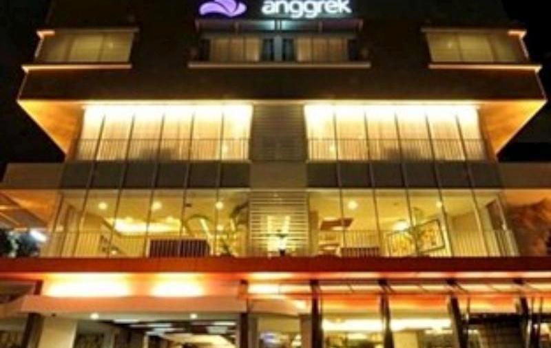 Anggrek Shopping Hotel Bandung - Hotel Building