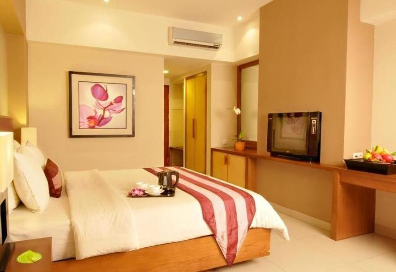 Anggrek Shopping Hotel Bandung - Deluxe Room With Breakfast Regular Plan