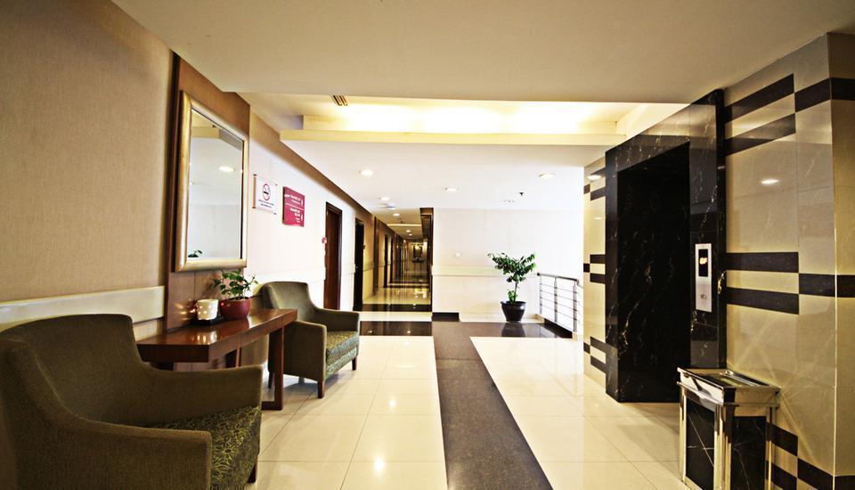 Anggrek Shopping Hotel Bandung - Interior