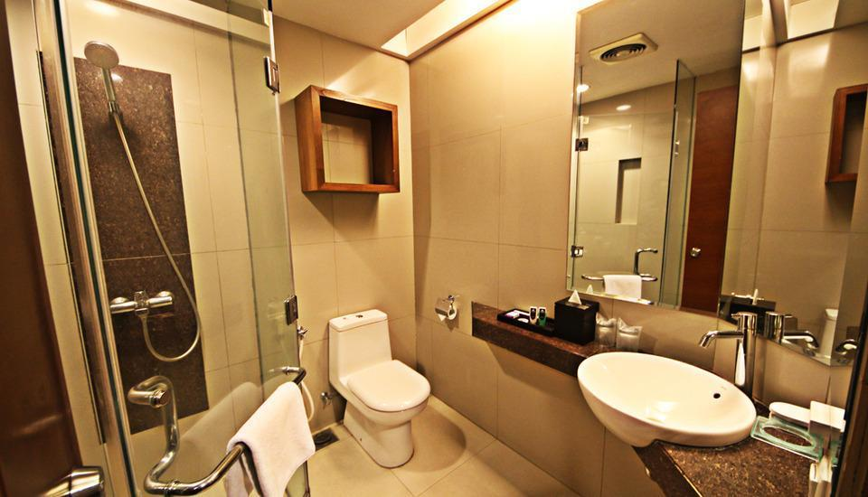 Anggrek Shopping Hotel Bandung - Deluxe King Room Only Regular Plan