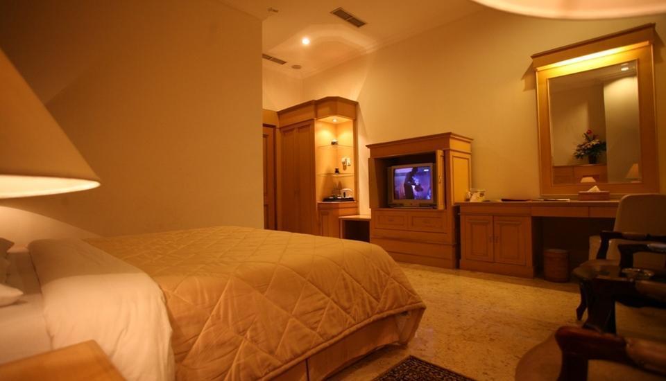 Sahira Butik Hotel Bogor - Deluxe Double