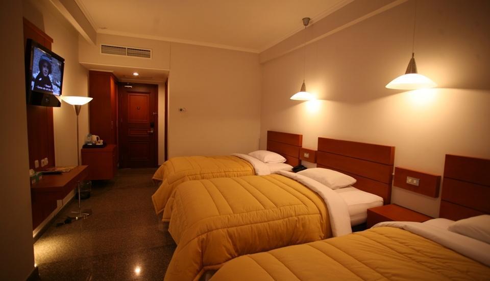 Sahira Butik Hotel Bogor - Deluxe Triple