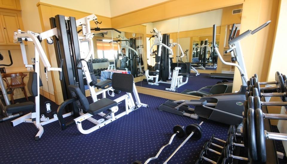 Sahira Butik Hotel Bogor - Fitness Centre