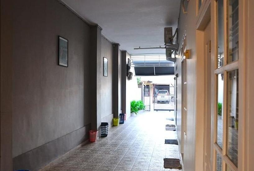 Wisma Delima Bandar Lampung - Koridor