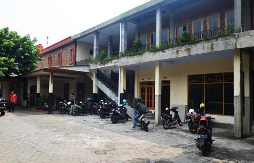 De Borobudur Hotel Magelang - Eksterior