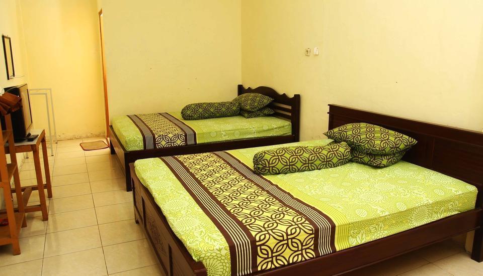 De Borobudur Hotel Magelang - Kamar Family