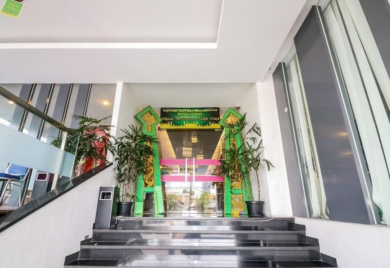 NIDA Rooms Surabaya Kedungsari - Penampilan