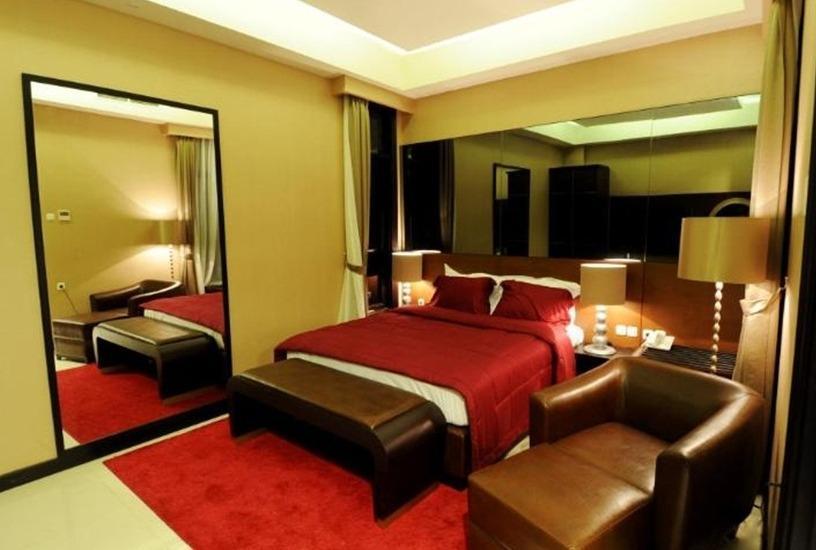 Liz Palace Inn Bandung - Kamar Deluxe
