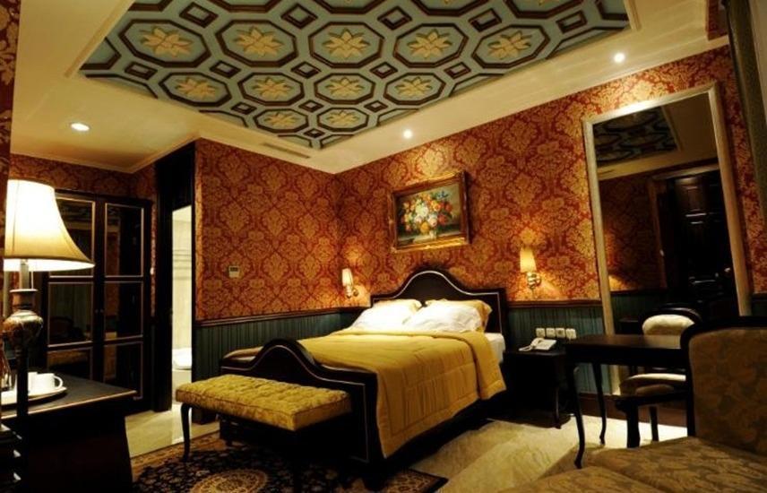 Liz Palace Inn Bandung - Kamar Family Deluxe