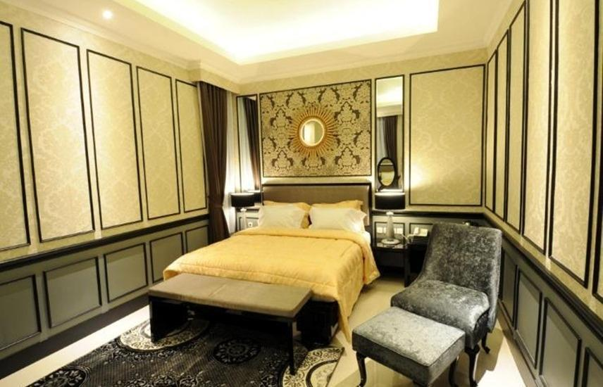Liz Palace Inn Bandung - Kamar tamu