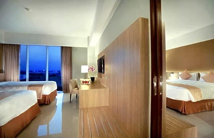 Aston Banua Hotel Banjarmasin - Connecting Room