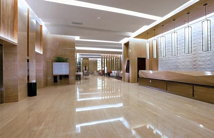 Aston Banua Hotel Banjarmasin - Lobi