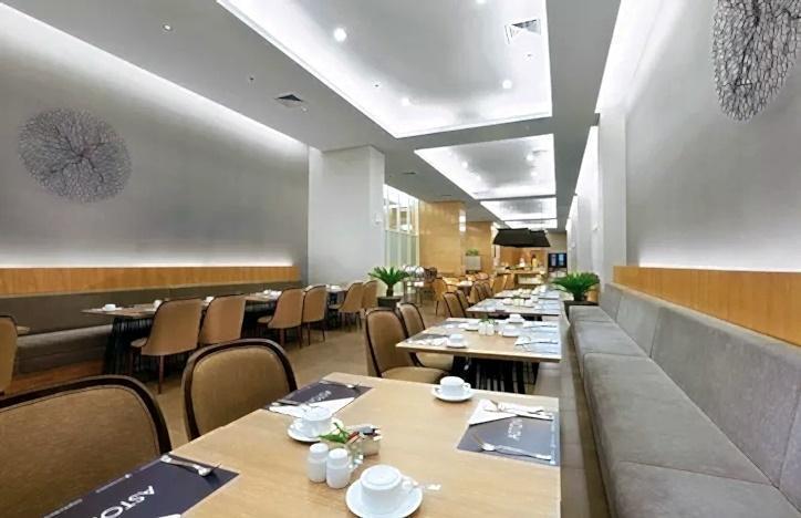 Aston Banua Hotel Banjarmasin - Restoran