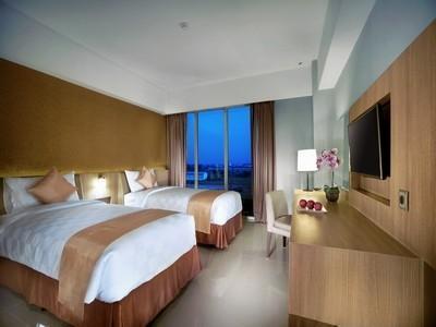 Aston Banua Hotel Banjarmasin - Kamar Deluxe (Kamar Twin)