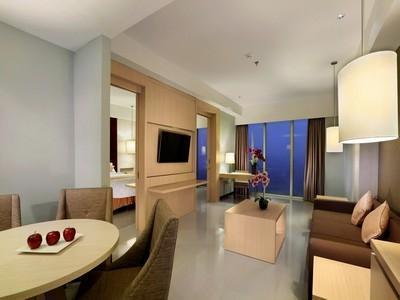 Aston Banua Hotel Banjarmasin - Kamar Suite