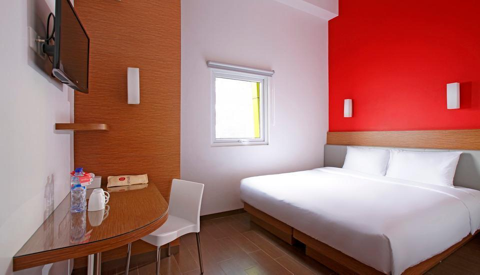 Amaris Hotel Pettarani Makassar - Smart Room Hollywood Spesial Promo 23%
