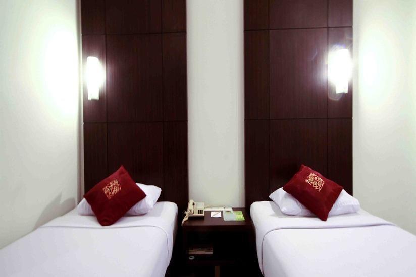Bentani Hotel Cirebon - Standard twin