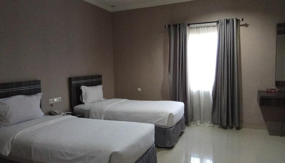 LJ Hotel Sriwijaya Medan - Kamar Deluxe