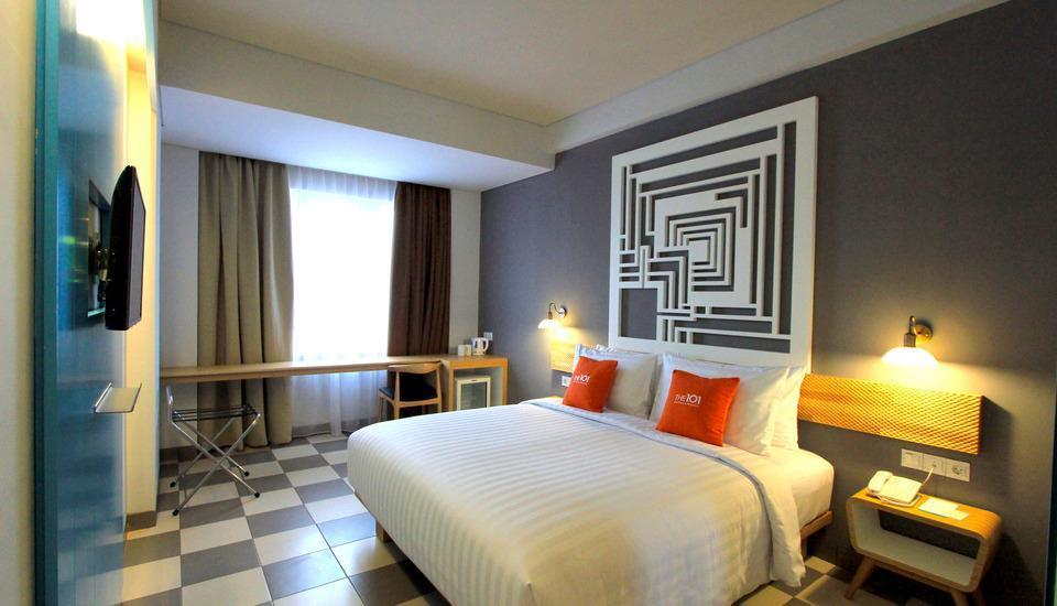 THE 101 Hotel Bogor - Deluxe Room Only Regular Plan