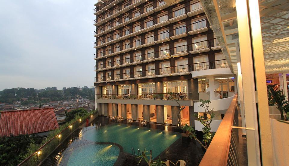 THE 101 Hotel Bogor - Facade