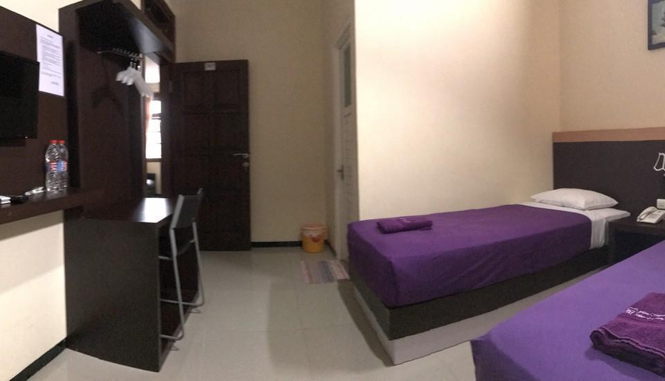 Grand Raggea Hotel Malang - Superior twin