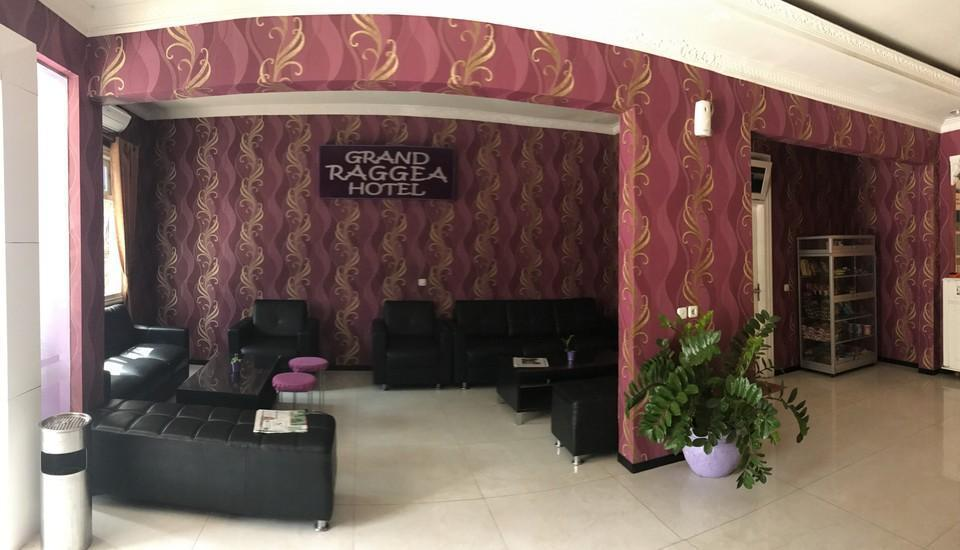 Grand Raggea Hotel Malang - Lobby