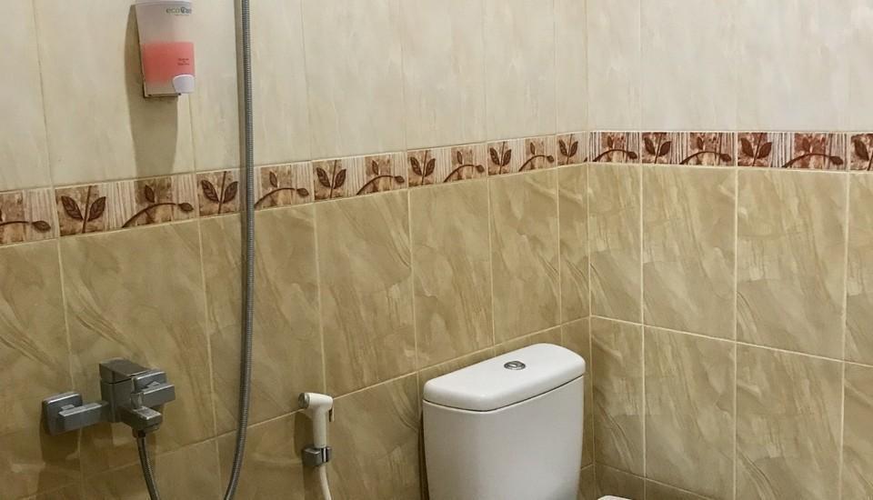 Grand Raggea Hotel Malang - Bathroom Superior