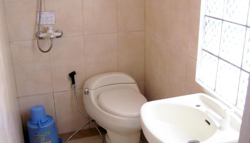 Orange Home Bandung - Kamar mandi