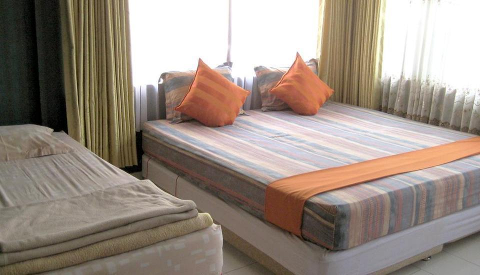 Orange Home Bandung - Kamar