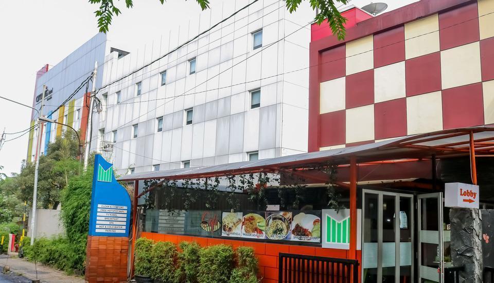 NIDA Rooms Factory Outlets Coblong - Eksterior