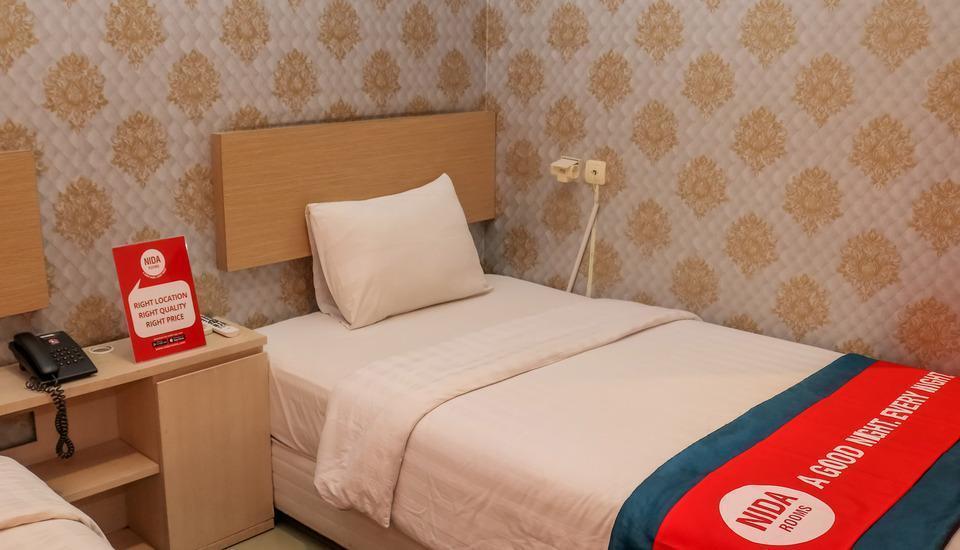 NIDA Rooms Factory Outlets Coblong - Kamar tamu