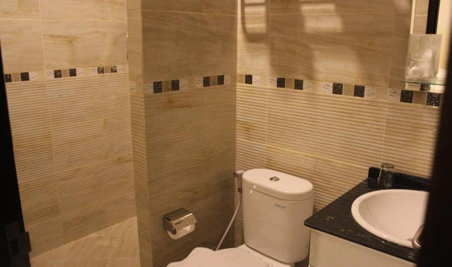 Fontana Hotel Jakarta - Toilet