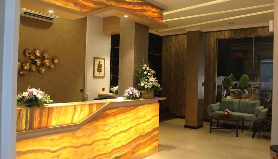 Fontana Hotel Jakarta - Lobby