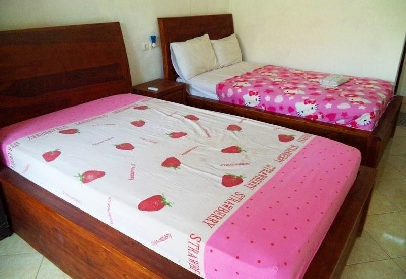 Swara Homestay Bali - Kamar tamu
