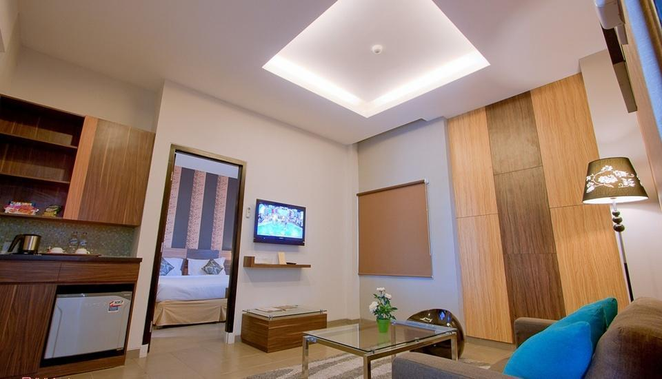 Splash Hotel Bengkulu - Junior Suite (17/July/2014)
