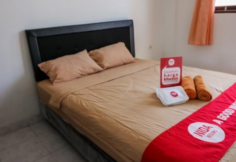 NIDA Rooms Gelogor Carik Denpasar - Kamar tamu