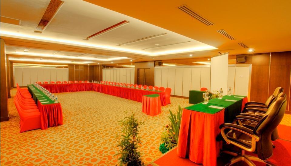 Grand Central Hotel Pekanbaru - Ruang Rapat