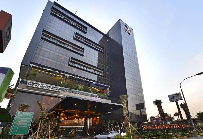 Amaroossa  Grande Bekasi - Bangunan hotel