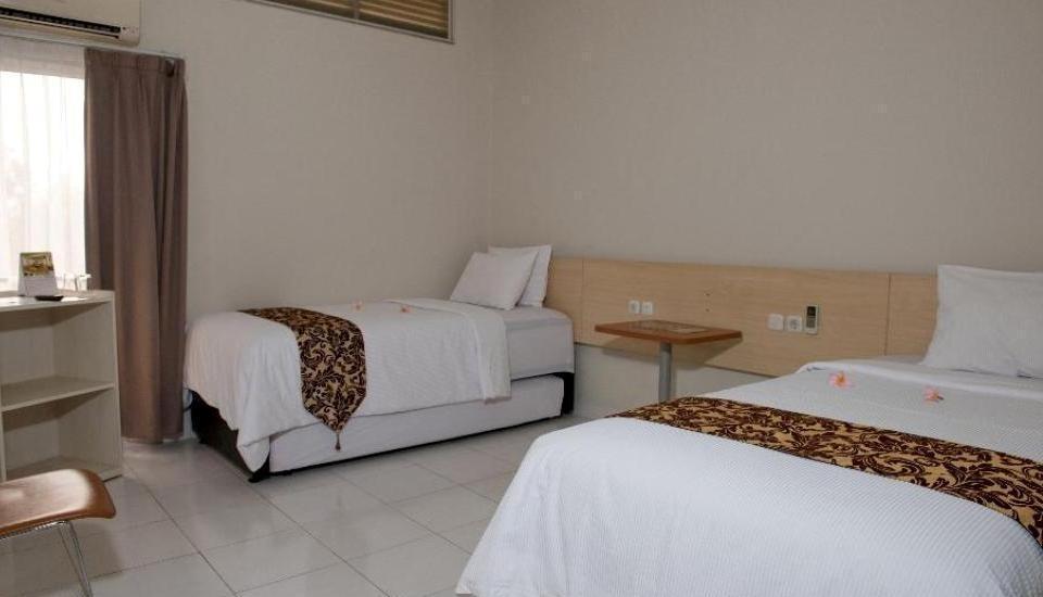 D Agape Residence Bogor - Superior Tempat Tidur Twin