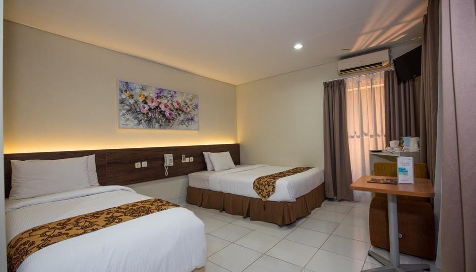 D Agape Residence Bogor - Room