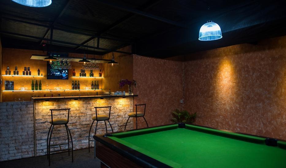 D Agape Residence Bogor - billiard