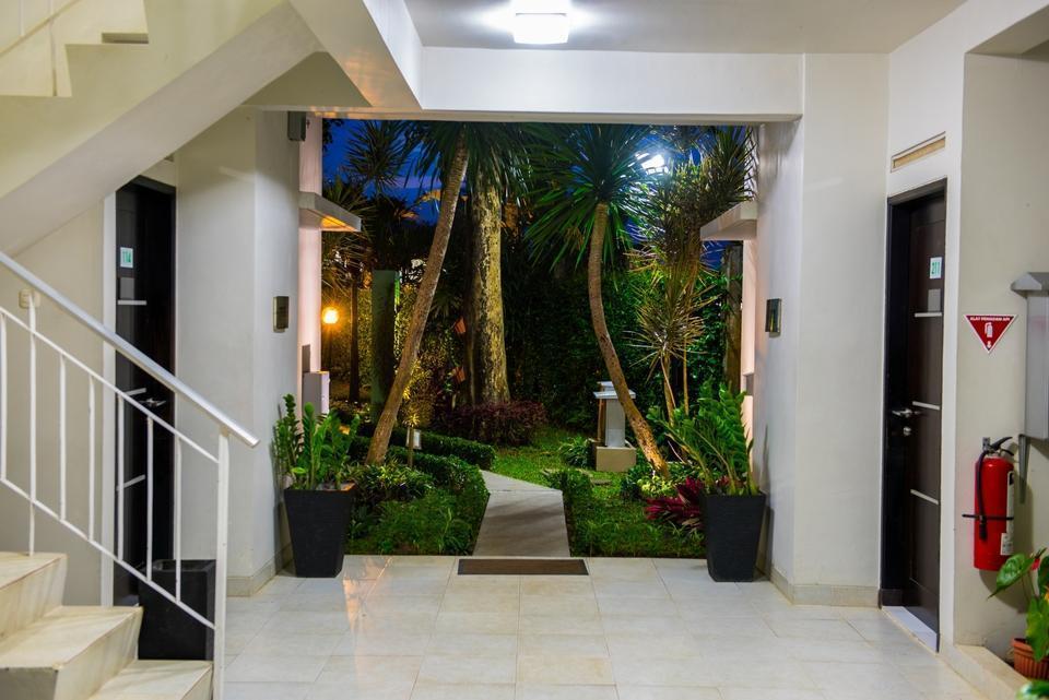 D Agape Residence Bogor - stairs