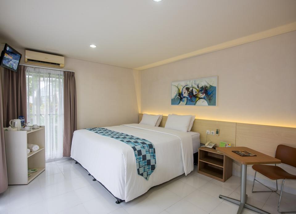D Agape Residence Bogor - Superior Room with Breakfast Regular Plan