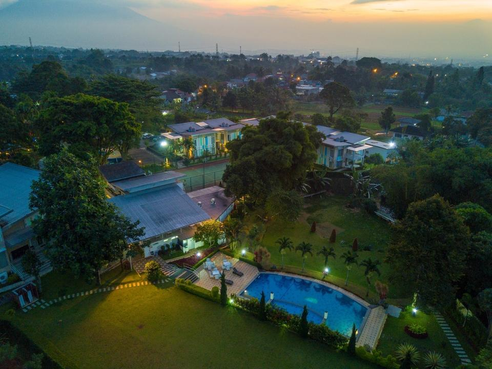 D Agape Residence Bogor - view