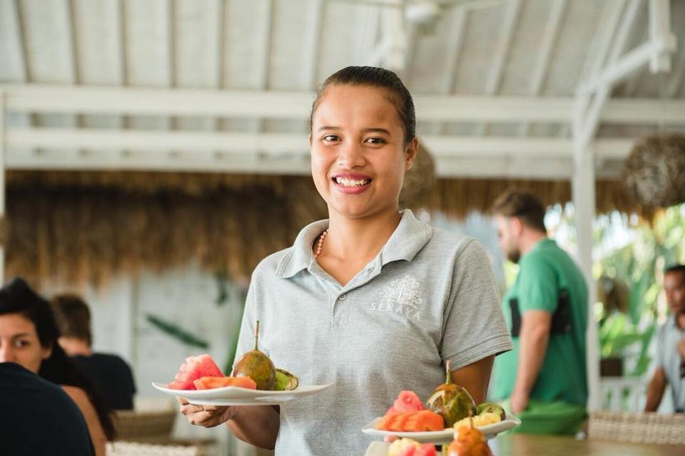 Sudamala Resort, Seraya Flores - Service