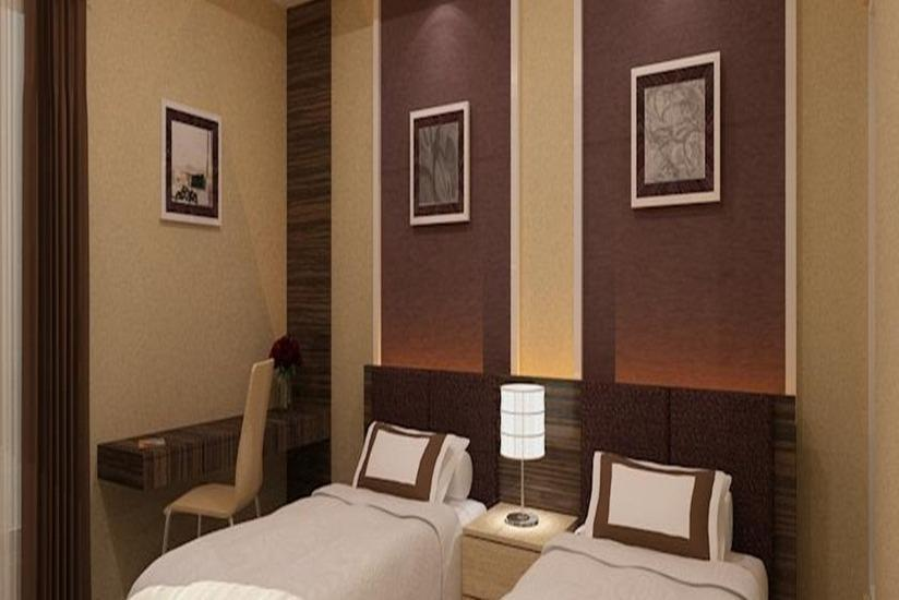 LYNT Hotel  Jakarta - Smart Room Twin Promo Of The Month