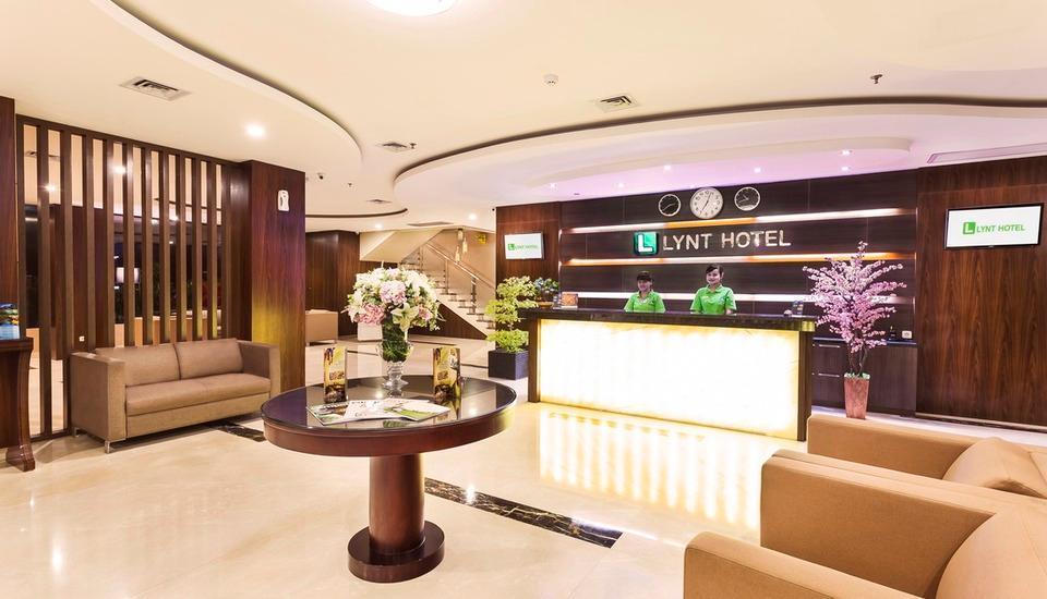 LYNT Hotel  Jakarta - 16