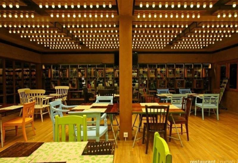 Rumah Turi Solo - Restoran